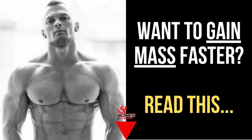 gain mass fast