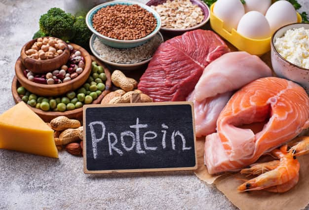 protein types