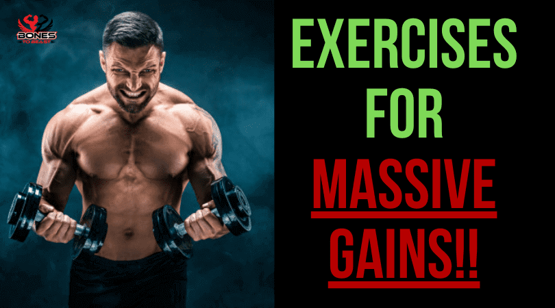 massive gains