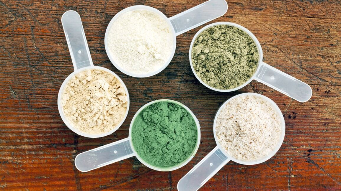 protein blends Best Protein Powder for Skinny Guys