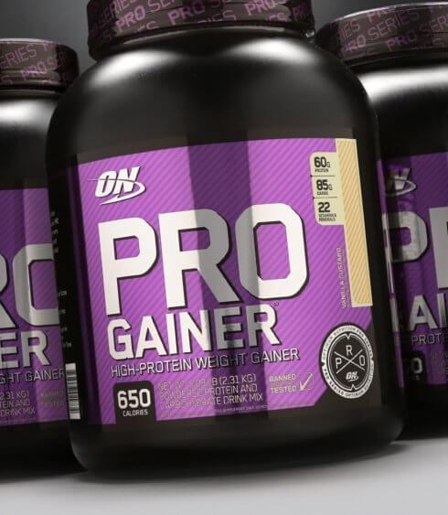 What is a weight gainer