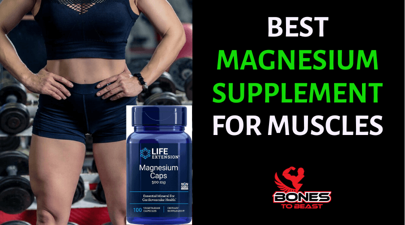 Best magnesium supplement for muscles