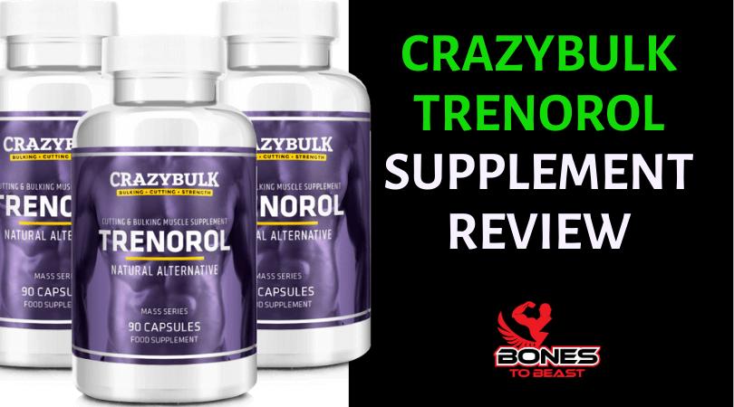 CrazyBulk Trenorol Supplement