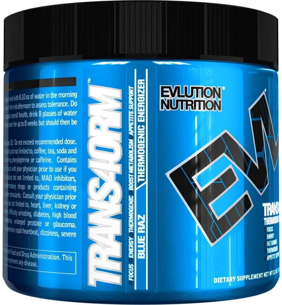 Thermogenic Energizing Fat Burner