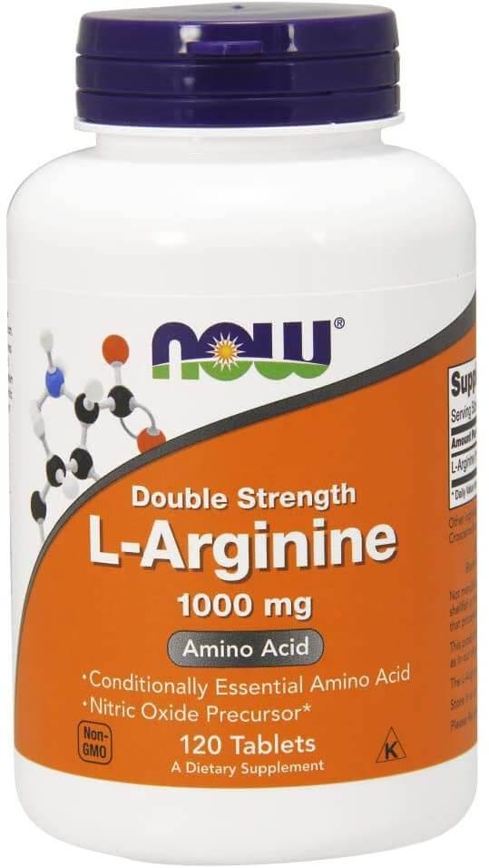 L-Arginine Nitric Oxide Precursor