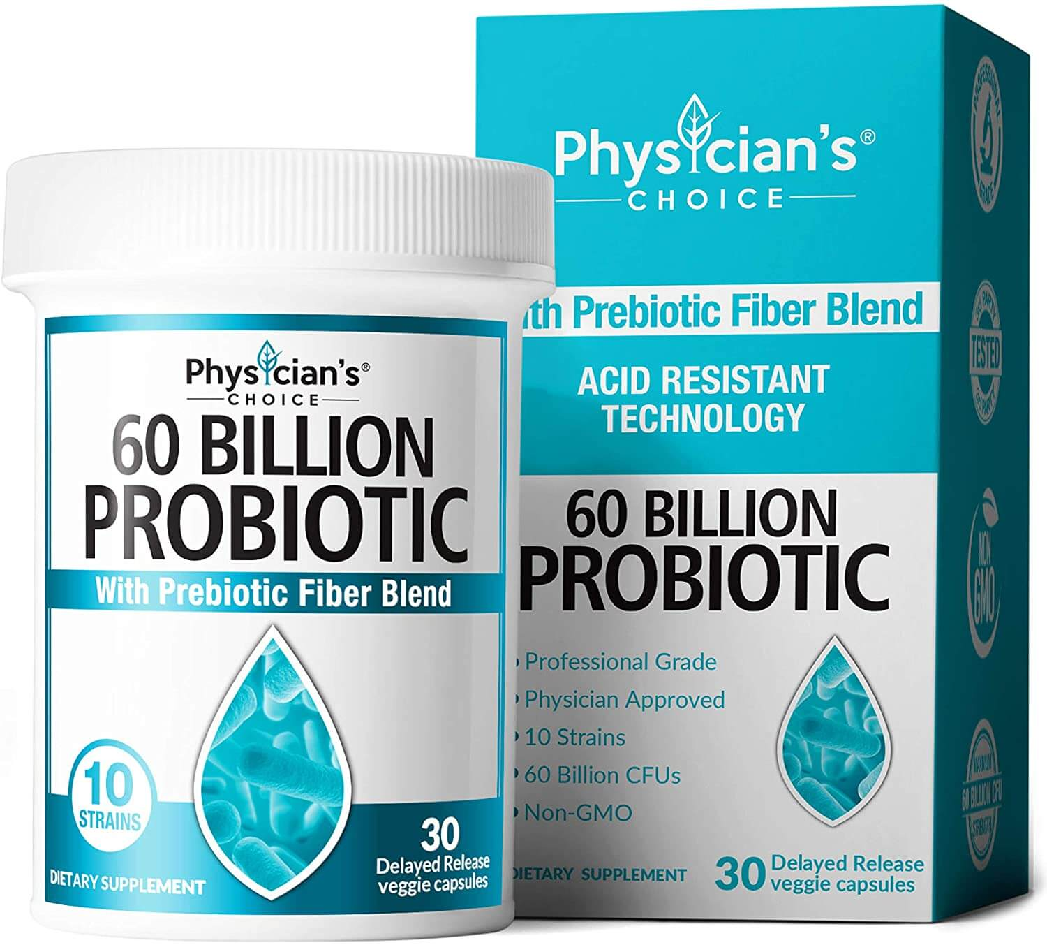 Probiotics 6o Billion