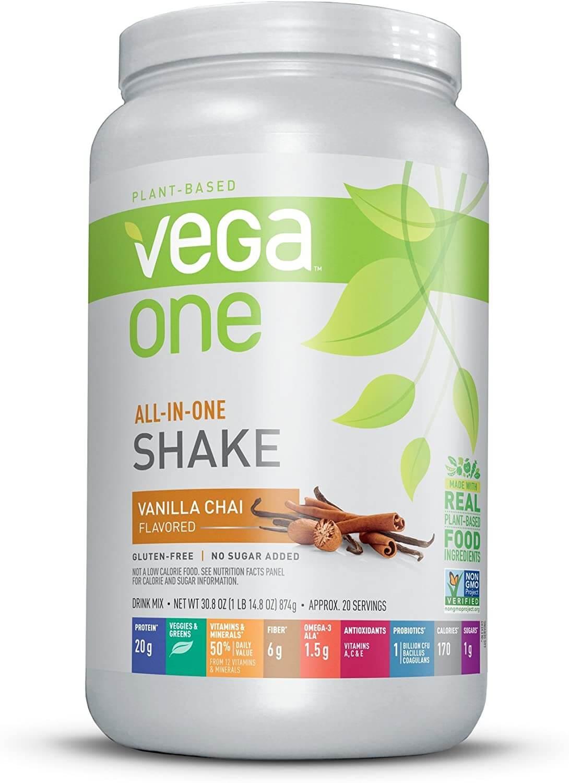 Nutritional Shake Vanilla Chai