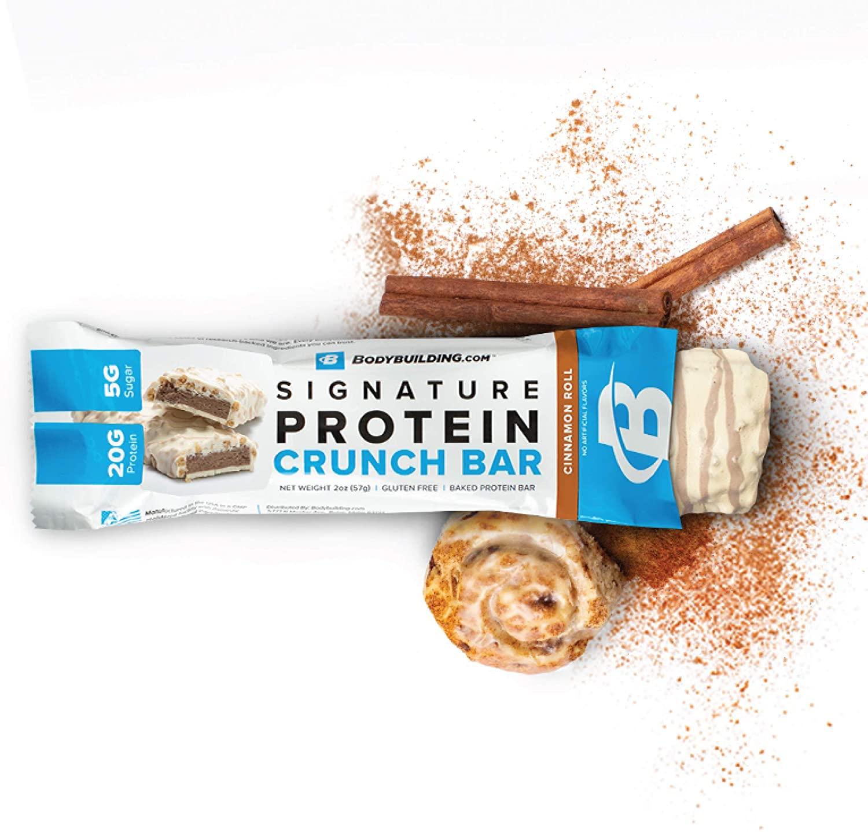 Protein Crunch Bar