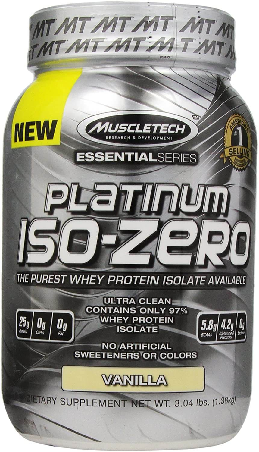 The Purest Whey Protein Isolate
