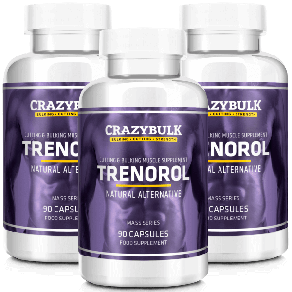 CrazyBulk Trenorol Supplement